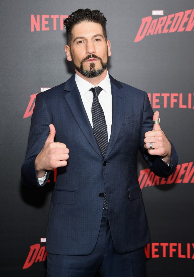 Netflix - THe Punisher - Jon Bernthal 1