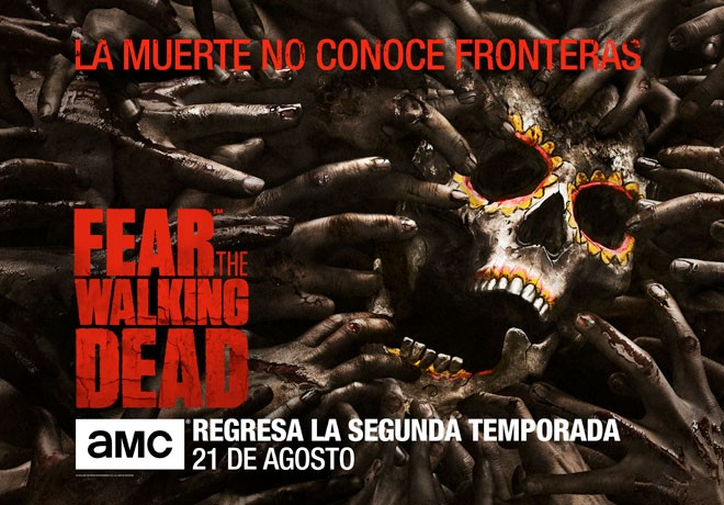 AMC LAT - Fear the Walking Dead T2