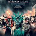 Afiche - 12 Horas para Sobrevivir - El Anio de la Eleccion