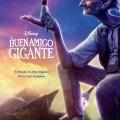 Afiche - El Buen Amigo Gigante