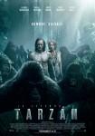 Afiche - La Leyenda de Tarzan