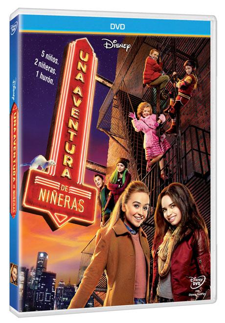 Blu Shine - Disney - WDSHE - Una Aventura de Ninieras
