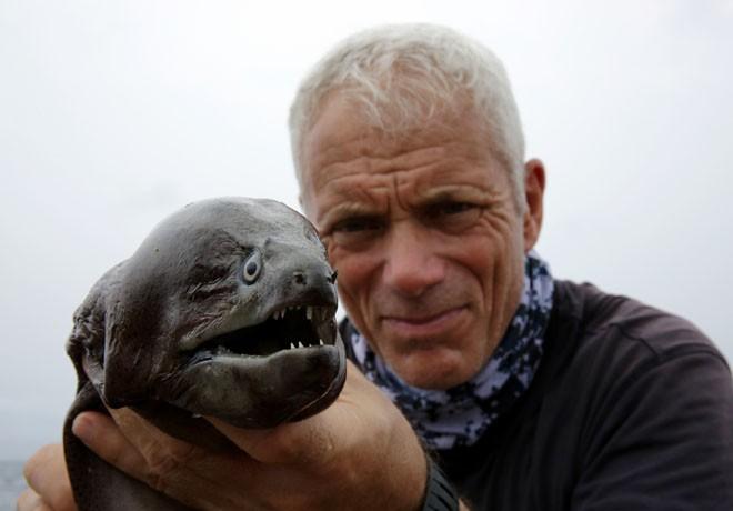 Discovery - Jeremy Wade - Monstruos de Mar
