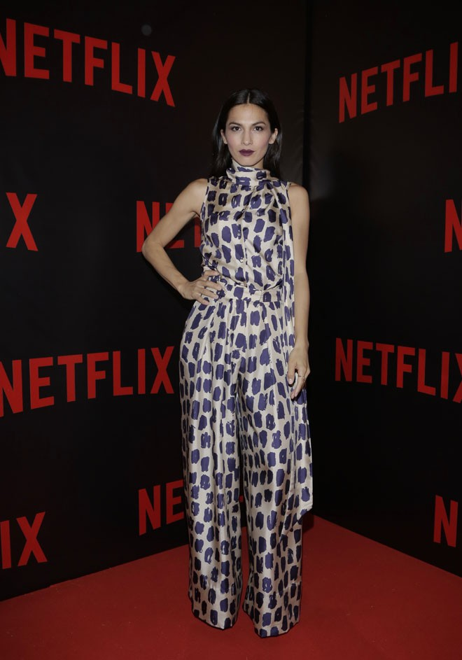 Netflix - Elektra - Elodie Yung 1