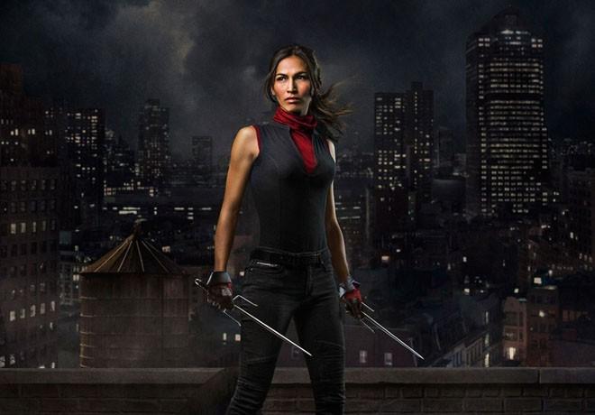 Netflix - Elektra - Elodie Yung 2