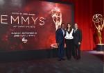 Premios Emmy - Anthony Anderson - Lauren Graham - Bruce Rosenblum