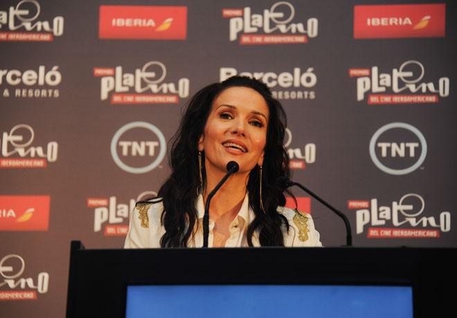 Premios Platino 2 - Natalia Oreiro