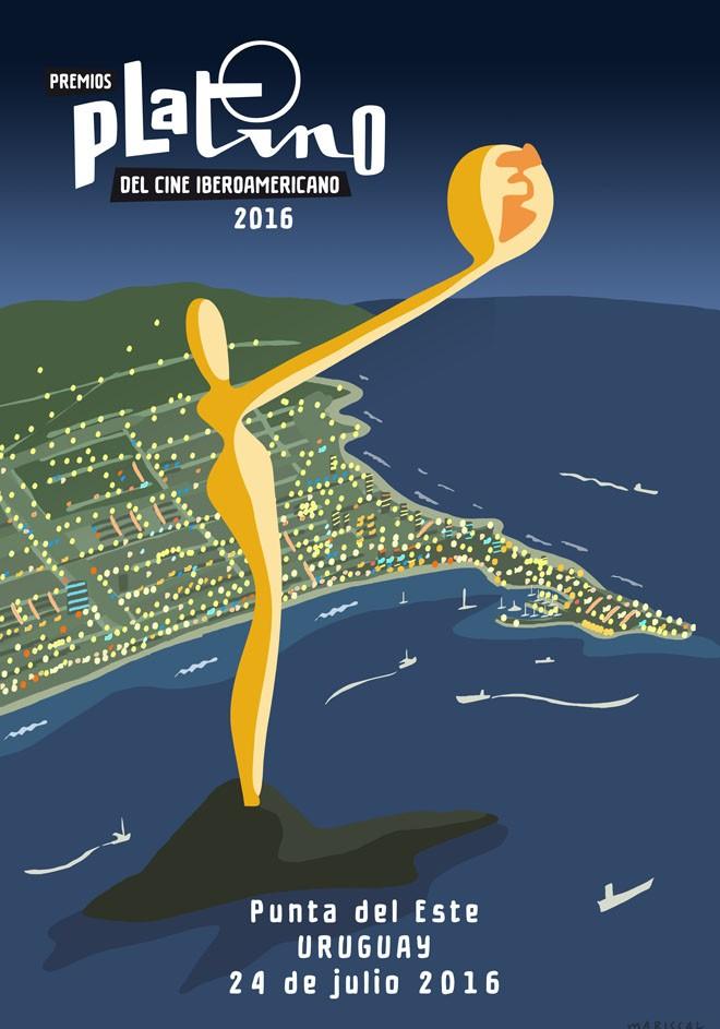 Premios Platino 3 - Afiche