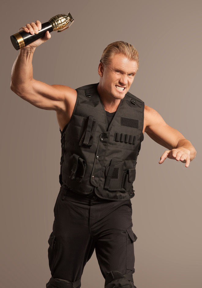 Space - Space Awards - Dolph Lundgren