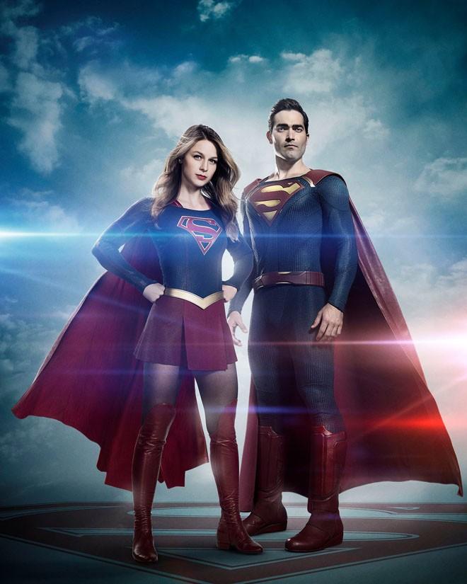 Supergirl - Tyler Hoechlin - Superman 2