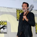 The Walking Dead - San Diego Comic-Con - Jeffrey Dean Morgan - Lucille
