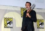 The Walking Dead - San Diego Comic-Con - Jeffrey Dean Morgan - Lucille