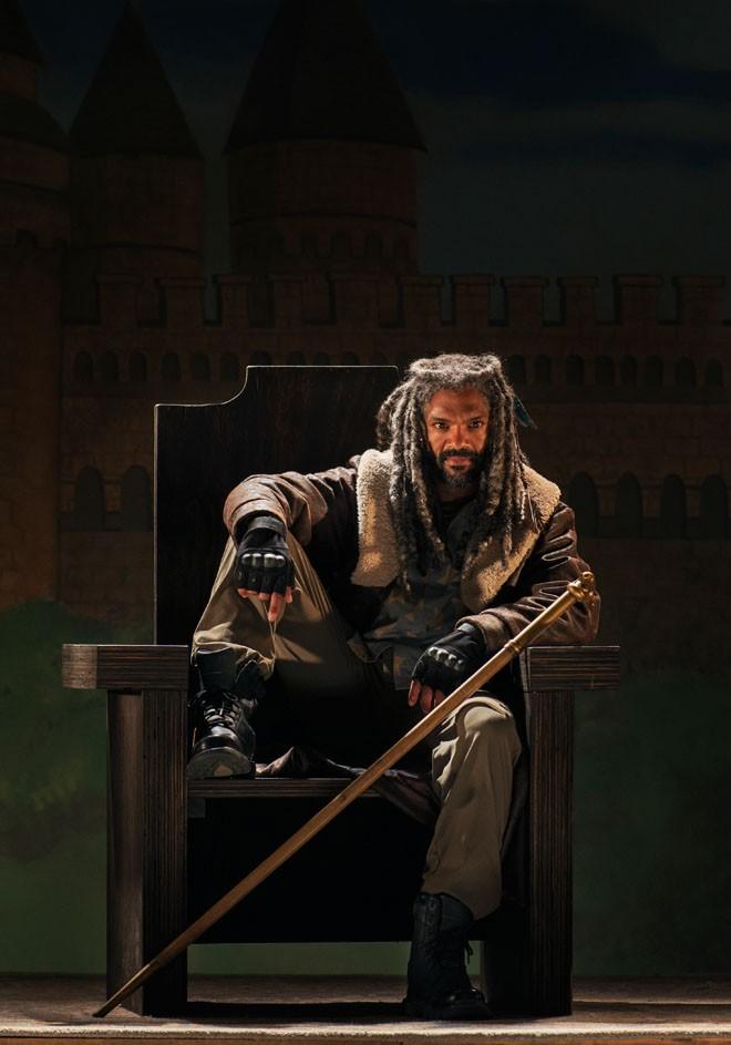 The Walking Dead - San Diego Comic-Con - Rey Ezekiel