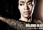 The Walking Dead - Sasha - Sonequa Martin-Green