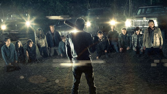 The Walking Dead - Temp 7