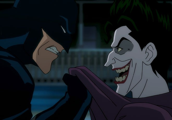 Warner Bros. Pictures - Batman - La Broma Mortal 1