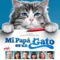 Afiche - Mi Papa es un Gato