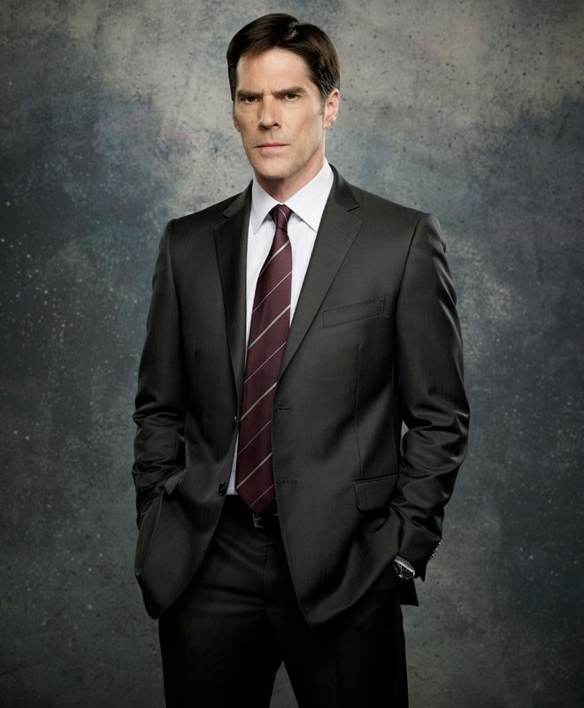 Criminal Minds - Thomas Gibson - Aaron Hotchner