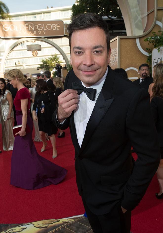HFPA - Jimmy Fallon - Golden Globes - Globos de Oro-