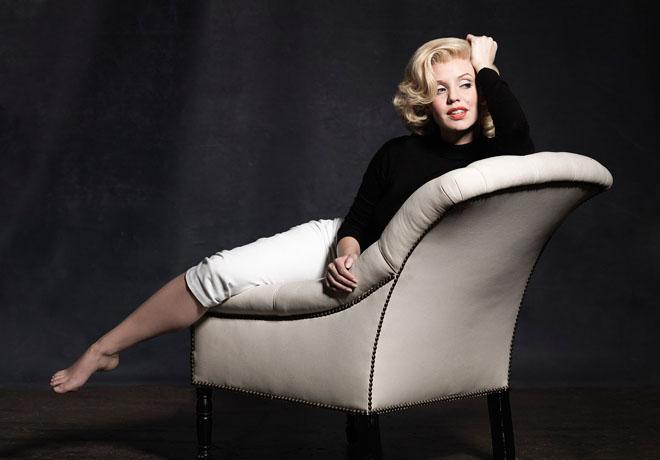 Lifetime - La Vida Secreta de Marilyn Monroe 1