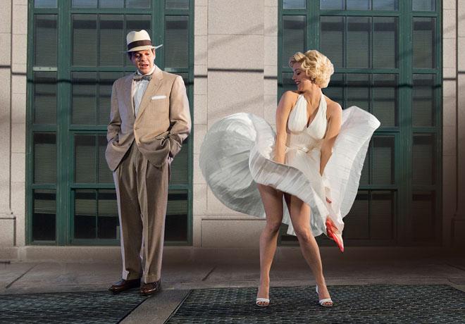 Lifetime - La Vida Secreta de Marilyn Monroe 2