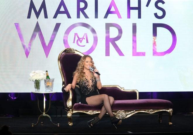 NBC Universal - E Entertainment Television - Mariahs World - Mariah Carey 1