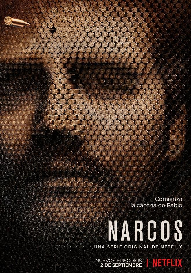 Netflix - Narcos - Temp 2 Poster