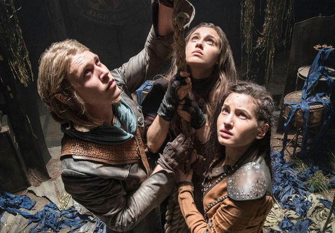 Syfy Latinoamerica - The Shannara Chronicles - Final Temporada
