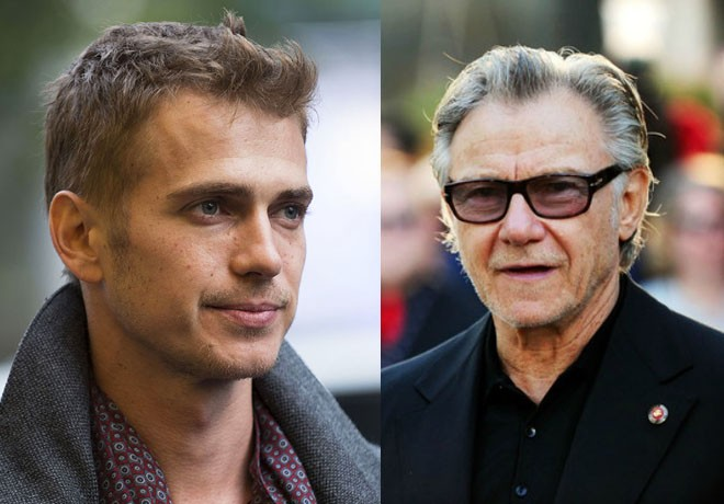 Harvey Keitel - Hayden Christensen