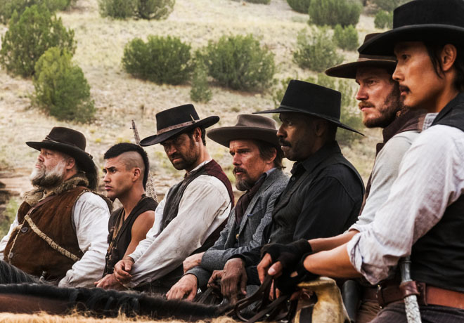 Los 7 Magníficos (The Magnificent Seven)