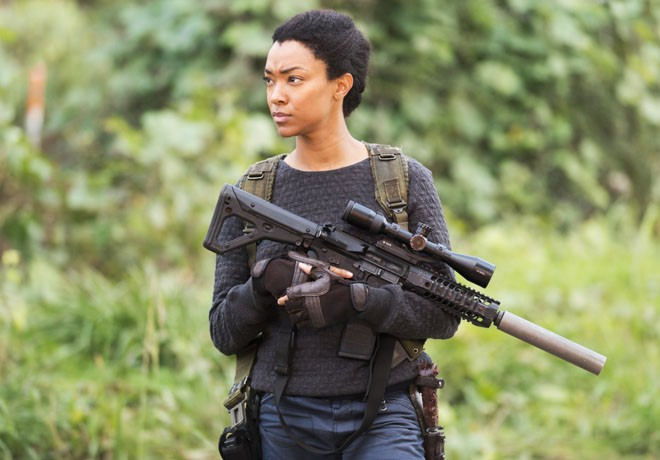 argentina-comic-con-sonequa-martin-green-the-walking-dead