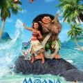 Afiche - Moana - Un Mar de Aventuras