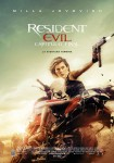 BMW - Resident Evil The Final Chapter - S1000XR Afiche