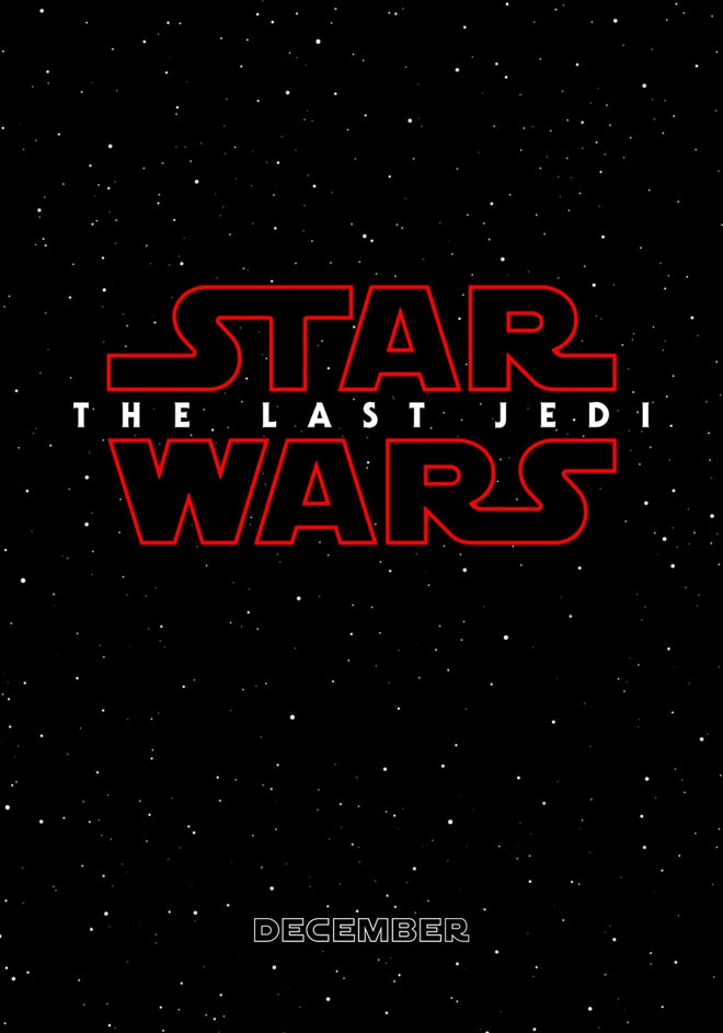 Lucasfilm - Disney - Star Wars - The Last Jedi