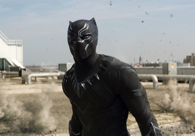 Marvel - WDSHE - Black Panther - Chadwick Boseman 2