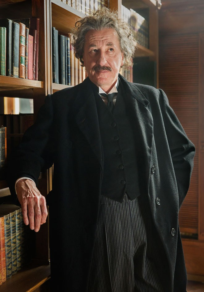Nat Geo - Genius - Albert Einstein - Geoffrey Rush