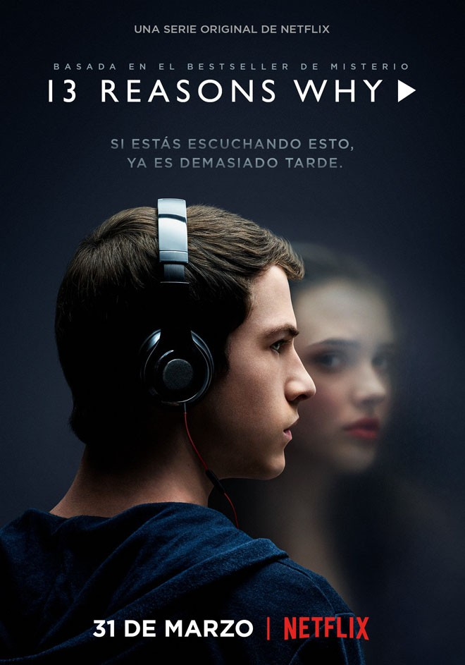 Netflix - 13 Reasons Why