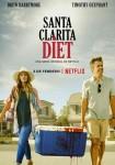 Netflix - Santa Clarita Diet- Poster