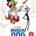 Afiche - Rock Dog