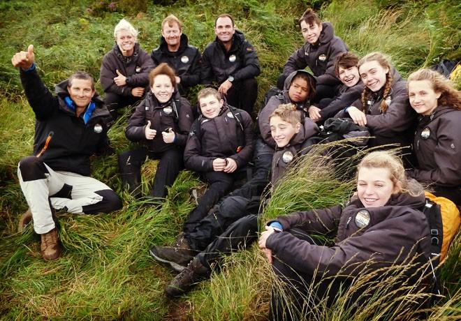 Discovery - Bear Grylls - Escuela de Supervivencia 1