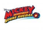 Disney Junior - Mickey - Aventura sobre Ruedas - Logo