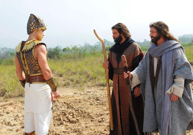 Moises y los Diez Mandamientos - La Pelicula