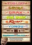 WDSMP - Marvel - Guardianes de la Galaxia Vol 2 - Afiche