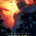 Afiche - Kong - La Isla Calavera