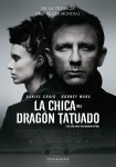 Afiche - La Chica del Dragon Tatuado