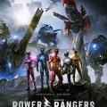 Afiche - Power Rangers