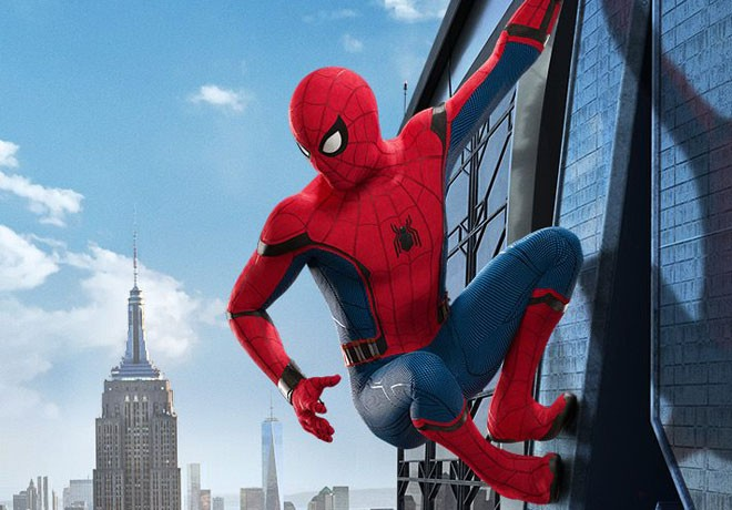 Afiche - Spider-Man - De Regreso a Casa - Homecoming 1-