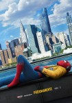 Afiche - Spider-Man - De Regreso a Casa - Homecoming 2