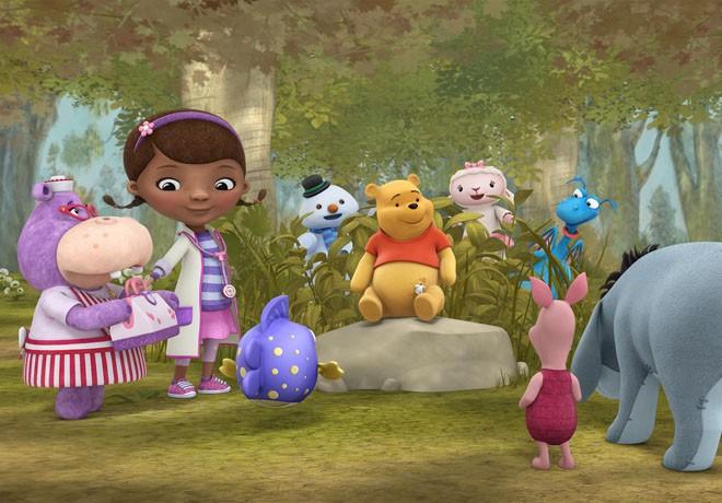 Disney Junior - Doctora Juguetes - Y su Hospital - Winnie Pooh 1