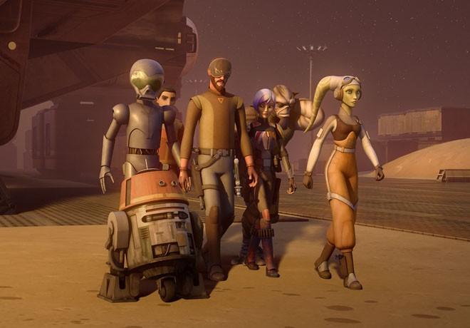 Disney XD - Star Wars Rebels